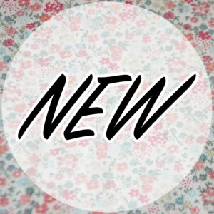 NEW! NEW! NEW!